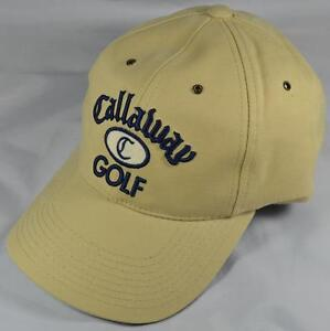 New CALLAWAY Logo GOLF HAT (Stone)