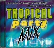 Tropical Dance Party  The Best of Salsa y Merengue   BRAND  NEW SEALED CD