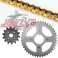 PBI EK MRD Gold 14-50 Chain//Sprocket Kit 520 Pitch 81-6589
