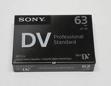 1 Sony Pro ZR Mini DV camcorder video tape for Canon XL1 XL1S XL2 ZR ZR10 ZR100