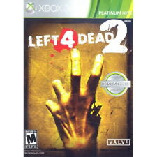 Left 4 Dead 2 - Xbox 360 [Valve, FPS Multiplayer Co-op Zombie Part Two] NEW