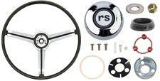 1967 Camaro Deluxe Steering Wheel Kit With RS Horn Cap