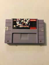 Capcom's MVP Football (Super Nintendo Entertainment System, 1993)