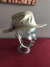 Tilley LTM3 - Aussie Style Sun Protection Hat Size 7 1/8 - Retail $84
