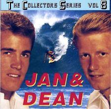 Jan and Dean- Collectors Series Vol. 8 & 9- The Warner Sessions-  Rare Acetates