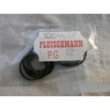 ** Fleischmann 544009 Spare Part Traction Tyres Pack of 10 1:87 H0 Scale