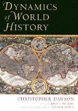 Dynamics of World History by Dawson, Christopher