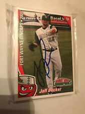 FORT WAYNE TIN CAPS 2009 MIDWEST LEAGUE CHAMPIONS TEAM SET WITH AUTO
