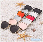 Retro Fashion Mirror Lenses Women Sunglasses Eyewear Designer Gifts