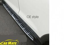 HYUNDAI  2015-17 TUCSON OE STYLE SIDE STEPS RUNNING BOARDS  FITTING AVAILABLE