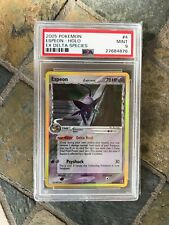 Pokemon Espeon Holo Foil Ex Delta Species PSA 9 04/113