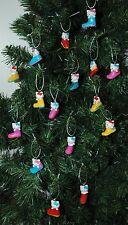 Set of 16 Hello Kitty Fashionable Shoe Christmas Ornaments