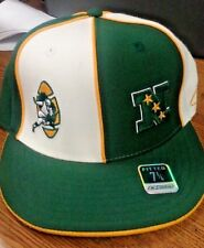 NFL GREENBAY PACKERS NFC FITTED HAT SIZE 7 1/4 REEBOK BRAND NEW