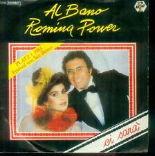 "7"" Al Bano & ROMINA POWER/CI Sara (D) San Remo"