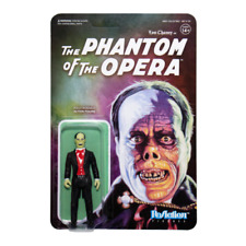 Phantom of the Opera Universal Studios Monsters Super 7 ReAction Action Figure