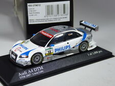 Minichamps 400079612 Audi A4 DTM 2007 Philips Lukas Lohr #12 in 1:43 in OVP