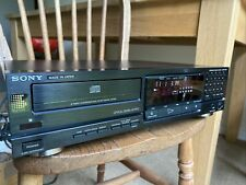 Vintage Sony CDP-M77 CD Player Hi-Fi Stereo Separate Made In Japan - Working