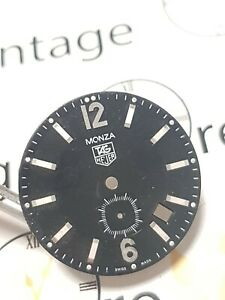 TAG HEUER MONZA DIAL BLACK