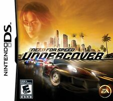 Need for Speed: Undercover DS