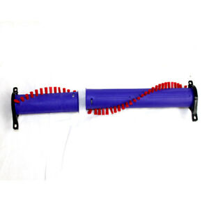 Brushroll, Purple/Red Service Assembly for Dyson DC65/DC66/UP13. Replaces 967040