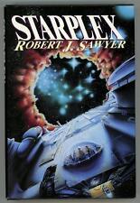 Starplex by Robert J. Sawyer First Edition- High Grade