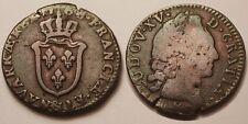 Louis XV, Sol d'Aix, 1768 &, TTB !!