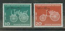 BRD Briefmarken 1961 Motorisierung Mi.Nr.363+364**postfrisch