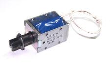 DC 24V Pull Type Open Frame Solenoid Electromagnet Actuator 0.8N 10mm New