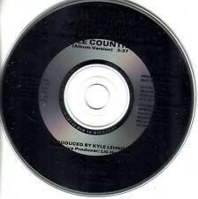 RANDY TRAVIS GEORGE JONES Few Ole Country Boys PROMO CD