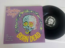 NICK CAVE / THE BIRTHDAY PARTY  born dead /  LP