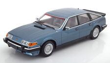 ROVER VITESSE 3.5 V8 1986 BLUE METAL MINICHAMPS 107138400 1/18 BLAU BLEU LHD
