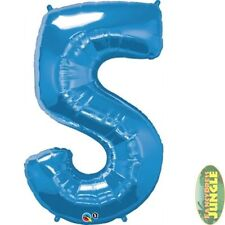 Qualatex Birthday, Adult Party Balloons Less than 10