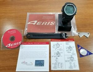 Aeris Epic Wrist Watch Scuba Dive Computer Wireless Hoseless Air / Nitrox   #757