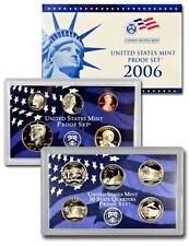 2006 United States US Mint 10pc Clad Proof Set SKU1452