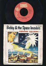 Dennis Wilson-BOBBY & the Space Invaders-Runaway 7 Inch Vinyl single Holland