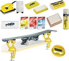 Toko Skiwax Set mit Skispanner und Kantenschärfer 11-Teilig