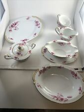 """Vintage Noritake China """"Carolyn"""" 3055, 84 pcs, Used, but most never used,"""