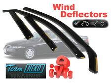 HONDA ACCORD  2003 - 2008  SALOON / SEDAN  Wind deflectors 4.pc   HEKO  17176