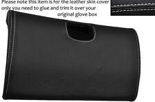 Blue stitch fits TOYOTA SUPRA MK3 MKIII 2x 86-93 des Orientations panneau arrière finitions en cuir couvre