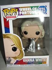 Funko Pop Television Wheel Of Fortune Vanna White Vinyl Figure-New