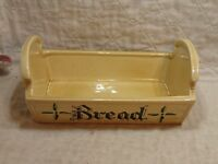 Metlox Poppytrail HOMESTEAD PROVINCIAL Bread Server Tray Bowl Dish
