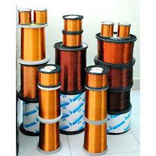 1 mm 18 AWG Gauge 220 gr ~30 m (1/2 lb) Magnet Wire Coil Enameled Copper