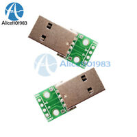 20PCS USB to DIP Adapter Converter 4 pin for 2.54mm PCB Board DIY Power Supply