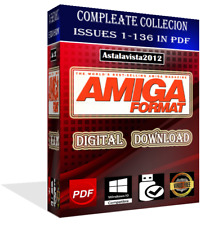 CU AMIGA Format The Complete Collection 136 Issues A1200/A500/600/CD32 Download