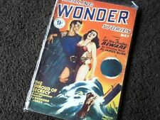 May Monthly Pulp Magazines