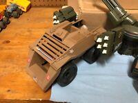 1988 GI Joe ARAH Mean Dog Assault Vehicle 100% Complete!!