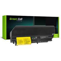 Green Cell Batterie pour Lenovo IBM ThinkPad R400 R61 T400 T61 R61i 6600mAh