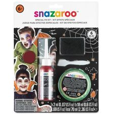 Snazaroo Fancy Dress Special FX Effects Make Up Kit Set New