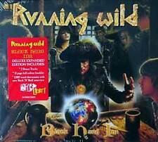 """CD RUNNING WILD """"BLACK HAND INN -DELUXE-"""". Nuevo y precintado"""