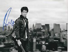 NICK JONAS BROTHERS SIGNED 8X10 PHOTO LAST YEAR WAS COMPLICATED SEXY HOT